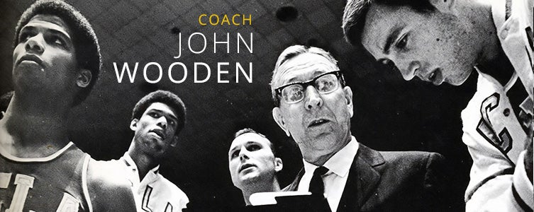 John Wooden - The Westwood Wizard