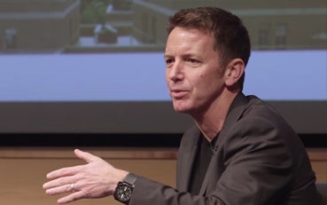 Dean's Distinguished Speaker Series: Andy Campion '93 (BA), '03, EVP & CFO, Nike, Inc.