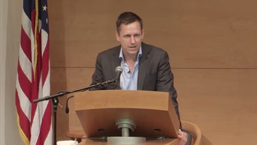 Anderson Speaker Series: Peter Thiel