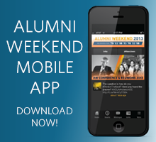 Alumni Weekend Mobile App