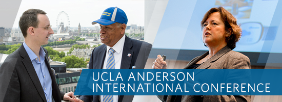 UCLA Anderson International Conference