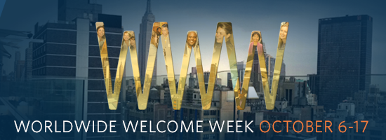 Worldwide Welcome Week 2015