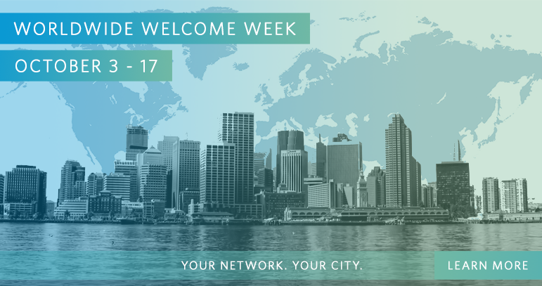 Worldwide Welcome Week