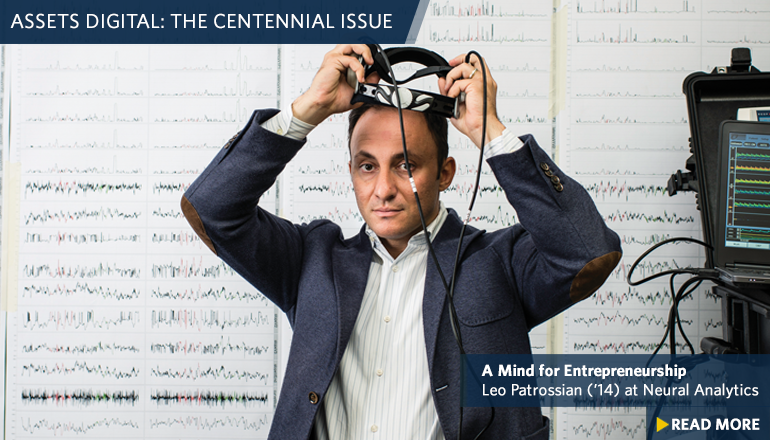 Assets Digital: The Centennial Issue