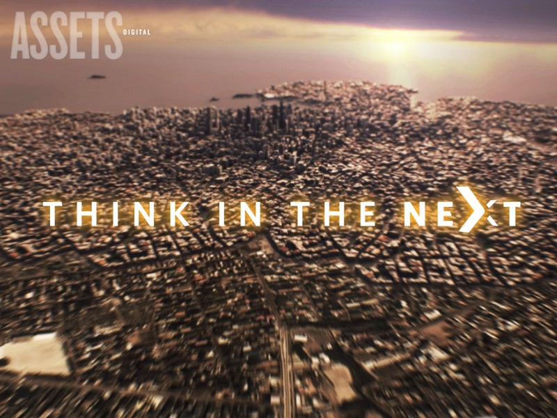 THINK IN THE NEXT