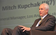 Mitch Kupchak at Alumni Weekend