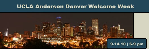 Denver Welcome Week