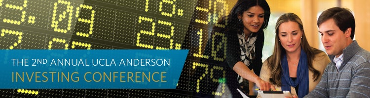 UCLA Anderson Investing Conference 2013