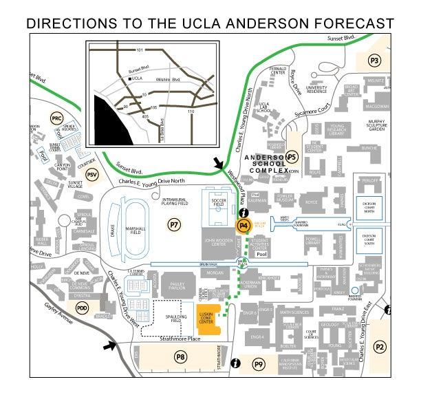 Ucla Campus Map Pdf 86470 | TRENDNET