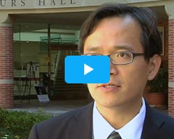 William Yu, Economist, UCLA Anderson Forecast Discusses Index