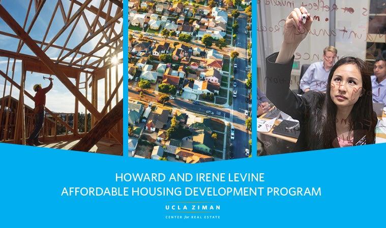 Howard And Irene Levine Affordable Housing Development Program