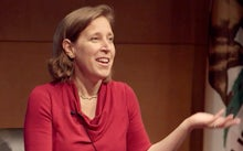 Susan Wojcicki '98, CEO, YouTube