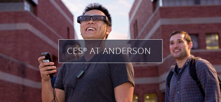 CES at UCLA Anderson