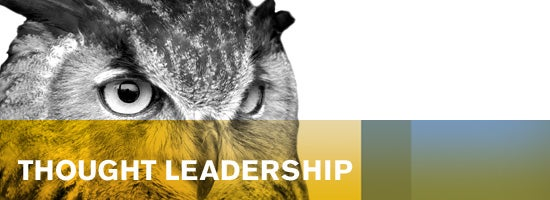 Thought Leadership Banner