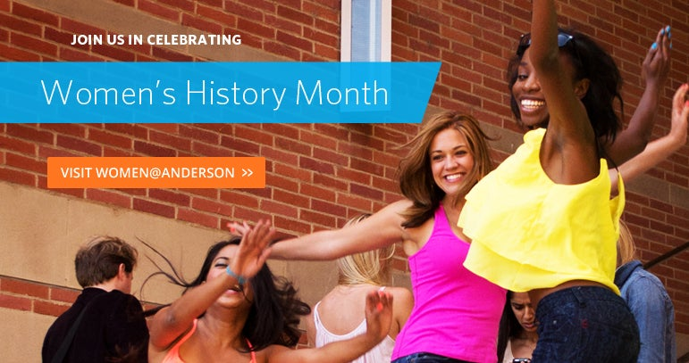 Join us in celebrating Women's History Month