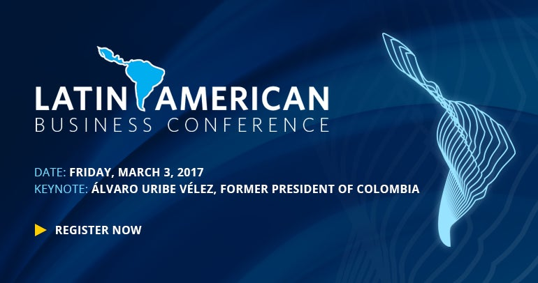 Latin American Business Conference 2017