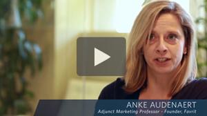 Professor Anke Audenaert