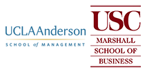 UCLA Anderson and USC Marshall
