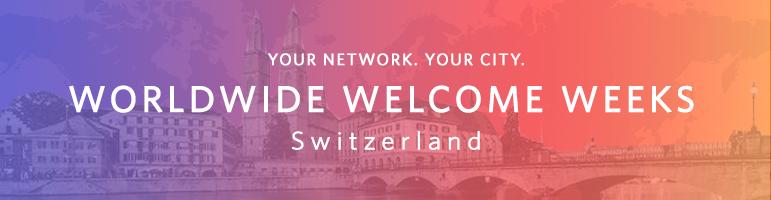 Worldwide Welcome Weeks