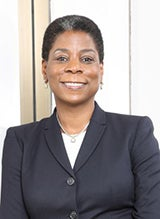 Headshot of Ursula M. Burns