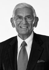 Headshot of Eli Broad