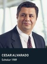 cesar alvarado scholars 1989