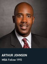 arthur johnson mba fellow 1993